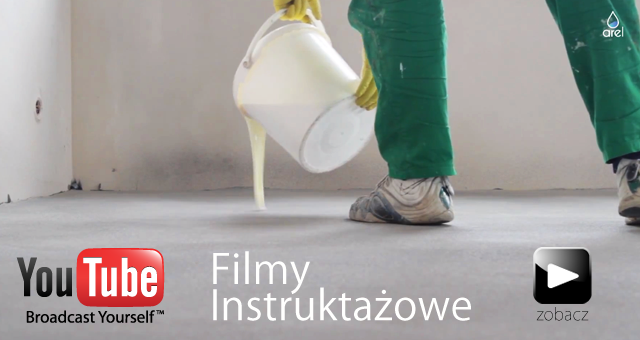 Wideo instruktażwowe posadzki dekoracyjne