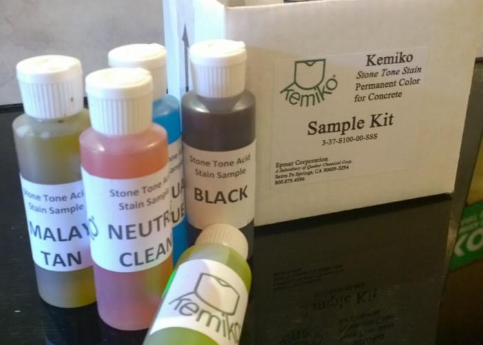 Zestaw Próbek Barwnik Reaktywny