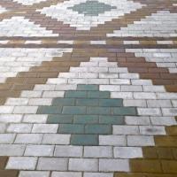 Kostka Betonowa. Barwienie Barwnikami Reaktywnymi Stone Tone Stain. E1470306919191
