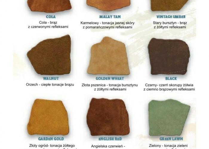 Nowe Kolory Barwników 1