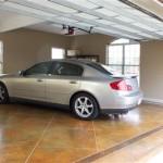 zabepieczenie posadzki w garażu
