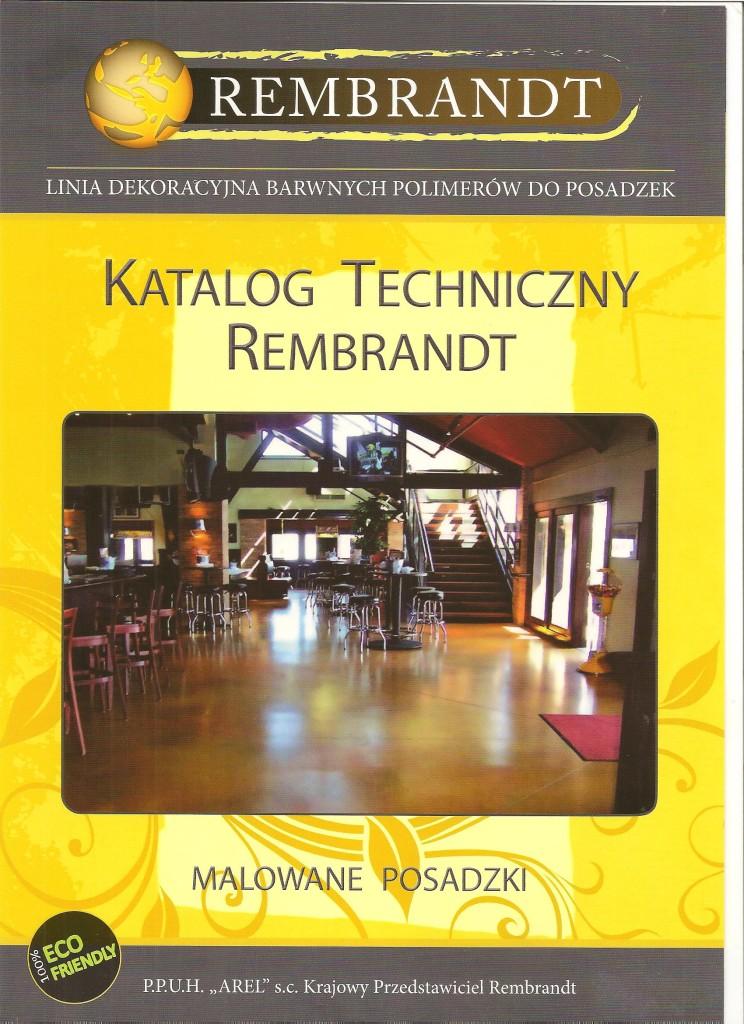 katalog techniczny linia dekoracyjna i przemysłowa