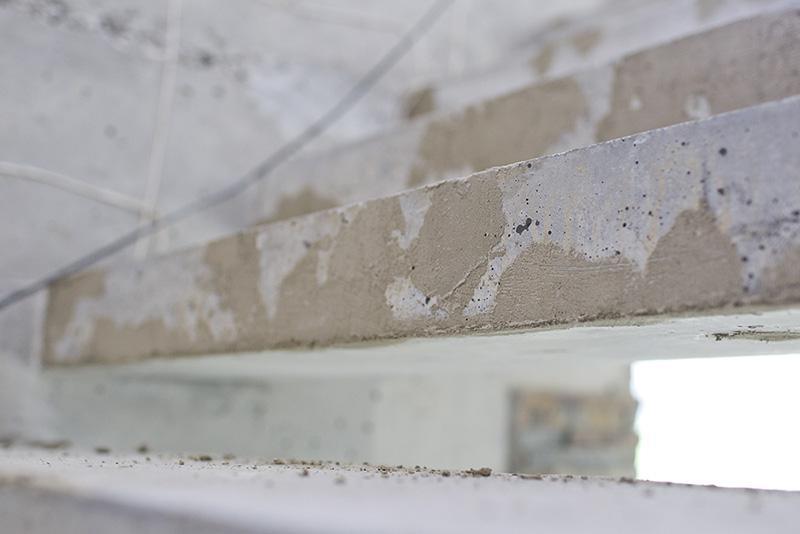 Szlifowanie schodów betonowych