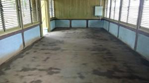 barwienie posadzek betonowych ośrodek wypoczynkowy Lido