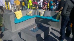 World of Concrete Las Vegas 2015