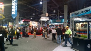 World of Concrete Las Vegas 2015